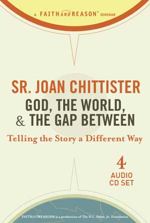 God, the World, & the Gap Between (4 Audio CD set)