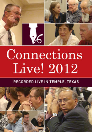 Connections Live! 2012 (2 DVD set)