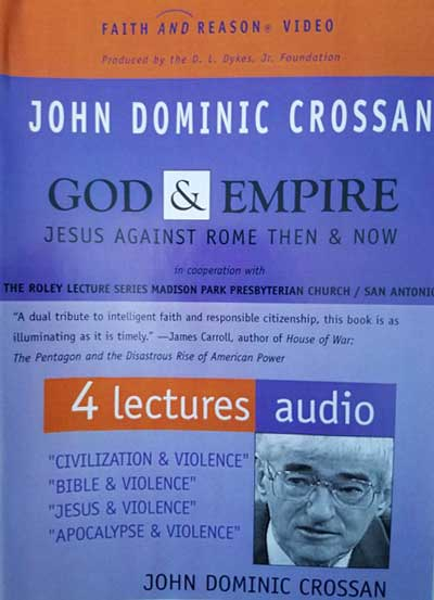 God and Empire (4 Audio CD set)