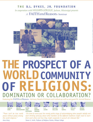 The Prospect of a World Community of Religion (4-DVD set)